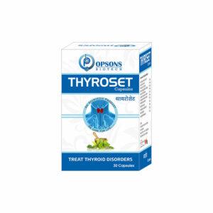Thyroset Capsules