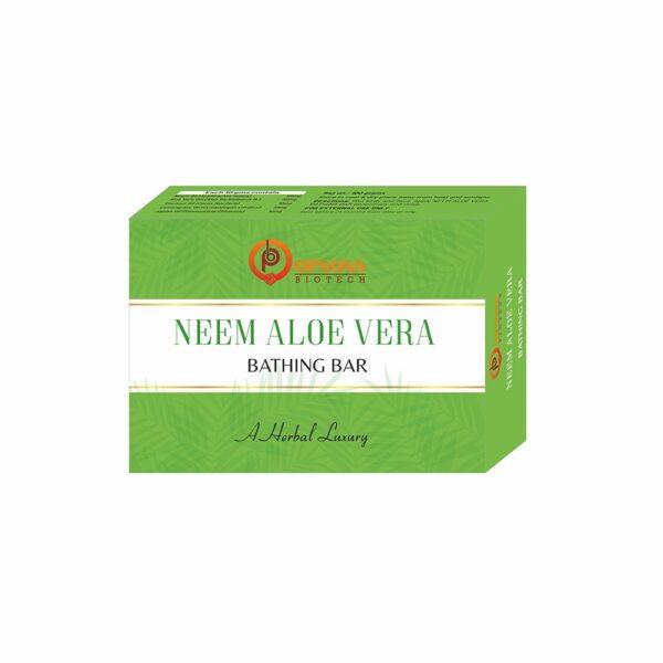 Neem Aloe Vera Bathing Bar-min
