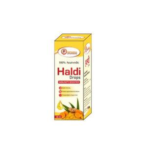 Haldi Drops