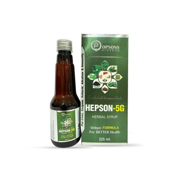 Hepson-5g Syrup