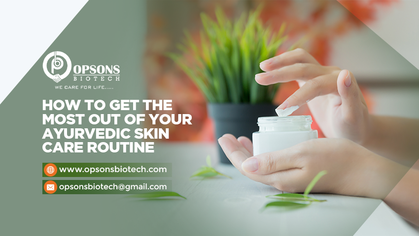 ayurvedic products franchise in India